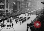 Image of World War I Liberty Bond parade New York City USA, 1918, second 6 stock footage video 65675041699