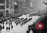 Image of World War I Liberty Bond parade New York City USA, 1918, second 7 stock footage video 65675041699