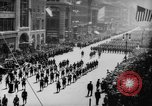 Image of World War I Liberty Bond parade New York City USA, 1918, second 10 stock footage video 65675041699