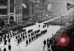 Image of World War I Liberty Bond parade New York City USA, 1918, second 11 stock footage video 65675041699