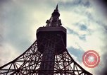 Image of Tokyo Tower Tokyo Japan, 1964, second 9 stock footage video 65675041701