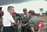 Image of Ambassador Maxwell Taylor South Vietnam, 1964, second 7 stock footage video 65675041704
