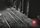 Image of steel production and kids in high school Youngstown Ohio USA, 1944, second 9 stock footage video 65675041737
