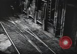 Image of steel production and kids in high school Youngstown Ohio USA, 1944, second 11 stock footage video 65675041737