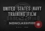 Image of Naval Air Crewmen United States USA, 1945, second 8 stock footage video 65675041750