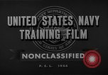 Image of Naval Air Crewmen United States USA, 1945, second 9 stock footage video 65675041750