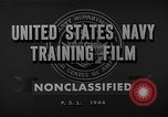 Image of Naval Air Crewmen United States USA, 1945, second 11 stock footage video 65675041750