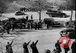 Image of Adolf Hitler personally visiting during Anschluss Vienna Austria, 1938, second 4 stock footage video 65675041759