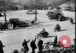 Image of Adolf Hitler personally visiting during Anschluss Vienna Austria, 1938, second 6 stock footage video 65675041759