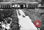 Image of Adolf Hitler announces the Anschluss Vienna Austria, 1938, second 5 stock footage video 65675041760