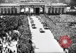 Image of Adolf Hitler announces the Anschluss Vienna Austria, 1938, second 7 stock footage video 65675041760