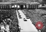 Image of Adolf Hitler announces the Anschluss Vienna Austria, 1938, second 8 stock footage video 65675041760