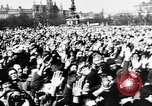 Image of Adolf Hitler announces the Anschluss Vienna Austria, 1938, second 10 stock footage video 65675041760