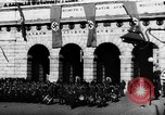 Image of Adolf Hitler reviews military parade Vienna Austria, 1938, second 1 stock footage video 65675041761