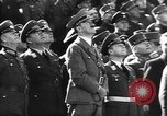 Image of Adolf Hitler reviews military parade Vienna Austria, 1938, second 11 stock footage video 65675041761