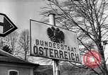 Image of German troops enter Kufstein Austria Kufstein Austria, 1938, second 1 stock footage video 65675041763