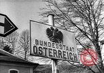Image of German troops enter Kufstein Austria Kufstein Austria, 1938, second 2 stock footage video 65675041763