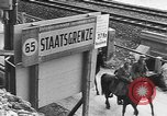 Image of German troops enter Kufstein Austria Kufstein Austria, 1938, second 4 stock footage video 65675041763
