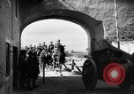 Image of German cavalry entering Passau, Austria Austria, 1938, second 9 stock footage video 65675041764