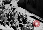 Image of Citizens celebrate annexation of Austria by Germany Villach Austria, 1938, second 4 stock footage video 65675041766