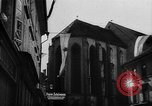 Image of Citizens celebrate annexation of Austria by Germany Villach Austria, 1938, second 11 stock footage video 65675041766