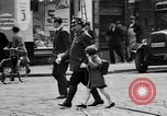 Image of vehicular traffic Berlin Germany, 1932, second 1 stock footage video 65675041774