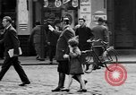 Image of vehicular traffic Berlin Germany, 1932, second 4 stock footage video 65675041774