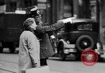 Image of vehicular traffic Berlin Germany, 1932, second 7 stock footage video 65675041774