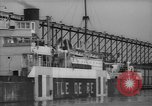 Image of Captain Lewis Thepaut Staten Island New York USA, 1941, second 10 stock footage video 65675041789