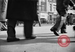 Image of Fifth Avenue New York City USA, 1950, second 2 stock footage video 65675041792