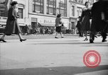 Image of Fifth Avenue New York City USA, 1950, second 4 stock footage video 65675041792