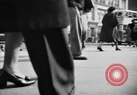 Image of Fifth Avenue New York City USA, 1950, second 6 stock footage video 65675041792