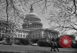 Image of Capitol Building Washington DC USA, 1950, second 1 stock footage video 65675041793