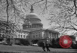 Image of Capitol Building Washington DC USA, 1950, second 3 stock footage video 65675041793