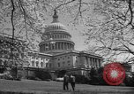 Image of Capitol Building Washington DC USA, 1950, second 5 stock footage video 65675041793