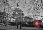 Image of Capitol Building Washington DC USA, 1950, second 9 stock footage video 65675041793