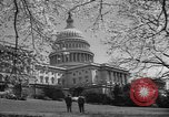 Image of Capitol Building Washington DC USA, 1950, second 10 stock footage video 65675041793