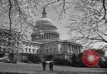 Image of Capitol Building Washington DC USA, 1950, second 12 stock footage video 65675041793