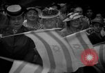 Image of President Chaim Weizmann Washington DC USA, 1948, second 12 stock footage video 65675041798