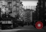 Image of Tenement area New York City USA, 1937, second 7 stock footage video 65675041801