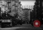 Image of Tenement area New York City USA, 1937, second 8 stock footage video 65675041801