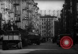 Image of Tenement area New York City USA, 1937, second 10 stock footage video 65675041801