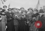 Image of Crowds celebrate World War I Armistice Paris France, 1918, second 2 stock footage video 65675041809