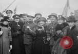 Image of Crowds celebrate World War I Armistice Paris France, 1918, second 6 stock footage video 65675041809