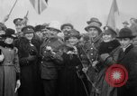Image of Crowds celebrate World War I Armistice Paris France, 1918, second 9 stock footage video 65675041809