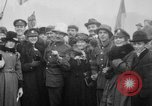 Image of Crowds celebrate World War I Armistice Paris France, 1918, second 10 stock footage video 65675041809