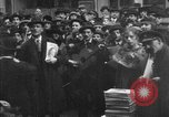 Image of WWI Armistice Day celebration party Paris France, 1918, second 7 stock footage video 65675041810