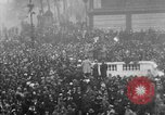 Image of WWI Armistice Day celebration party Paris France, 1918, second 10 stock footage video 65675041810