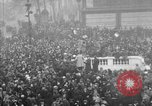 Image of WWI Armistice Day celebration party Paris France, 1918, second 11 stock footage video 65675041810