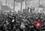 Image of Armistice Day celebration in Paris Paris France, 1918, second 6 stock footage video 65675041811